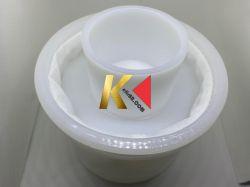 Forma plástica para produção de queijo  ( Redonda 500g)