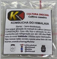 KOMBUCHÁ DO HIMALAIA