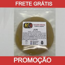 JUN (Scoby inteiro - SEM LÍQUIDO)