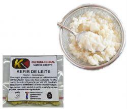 KEFIR DE LEITE - R$ 27,90 - FRETE GRÁTIS